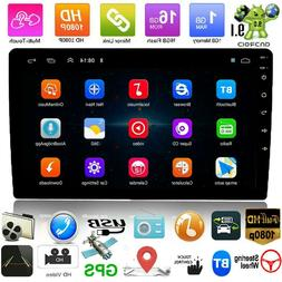 """10.1"""" Android9.1 Car Stereo GPS Navi MP5 Player Double 2Din"""