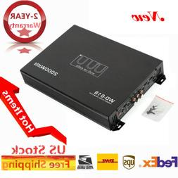 4 Channel Class AB Stereo Car Amplifier Audio Power Amp 2000