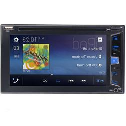 "EinCar 2-DIN 6.2"" Touchscreen Digital Multimedia Car Stereo"