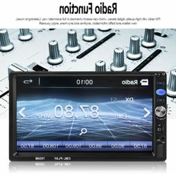 2 din 7 car stereo radio mp5