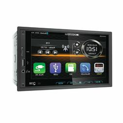 """SOUNDSTREAM 2 DIN CAR 6.2"""" TOUCH LCD BLUETOOTH STEREO ANDROI"""