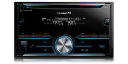 Pioneer 2-DIN Car Stereo CD Player Receiver w/ Bluetooth USB