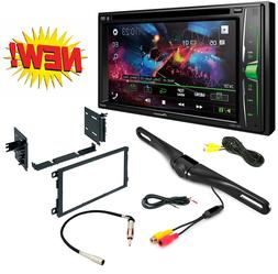 "Pioneer 2-Din 6.2"" DVD/CD/iPhone/Android/Bluetooth + Dash Mo"