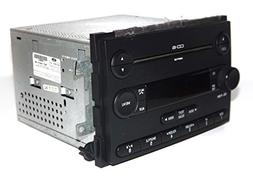 2007 Ford Fusion & Mercury Milan AM FM 6 Disc mp3 CD Car Rad