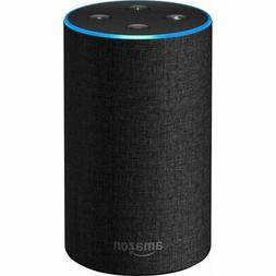 All New 2017 Amazon Echo  - Charcoal Fabric