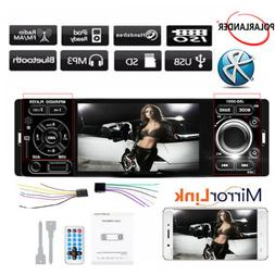 """4.1""""1 Din Car Stereo Radio MP5 Player Touch Screen Bluetooth"""