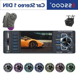 "4.1"" Car Stereo Bluetooth Radio MP5 Player In-Dash 2 USB Sin"
