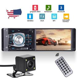 "4.1"" Car Stereo Radio MP5 Player Bluetooth Wireless 1 Din US"