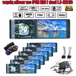 "4.1"" HD Car Stereo Video MP5 Player Bluetooth Radio AUX USB"