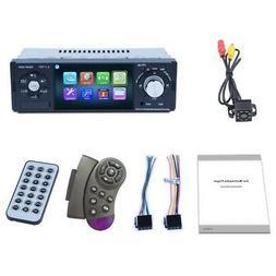 4.1Inch Single DIN Bluetooth Car Stereo Audio Radio FM Recei