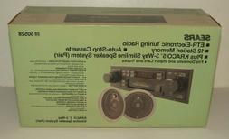 50528 etr radio cassette car stereo kraco