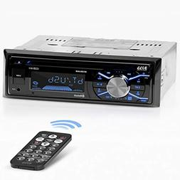 Boss Audio Systems 508UAB Multimedia Car Stereo - Single Din