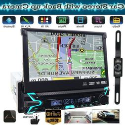 """6.2"""" Car STEREO DVD CD BLUETOOTH WITH FREE BACK UP CAMERA GP"""