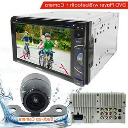 """6.2"""" DIN TOUCHSCREEN CAR STEREO DVD BLUETOOTH STEREO MP5 MP3"""