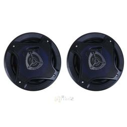 """6"""" 500W Cars Universal 3 Way Loud Stereo Speaker Replacement"""