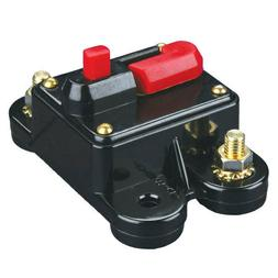 60A AMP CAR STEREO INLINE POWER CIRCUIT BREAKER REPLACES FUS
