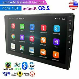 7'' Android 7.1 4G WiFi Double 2DIN Car Radio Stereo Multime