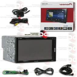 "PIONEER AVH-310EX CAR 6.8"" DVD BLUETOOTH STEREO FREE BLACK K"