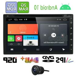 """7"""" Smart DVD CD Android 10.0 WiFi Double 2DIN Car Radio Ster"""