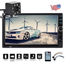 """7"""" Touch Screen Car Stereo Radio MP5 MP3 Player Bluetooth 2"""