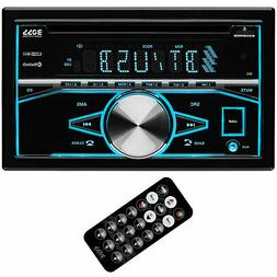 850brgb double din dash cd