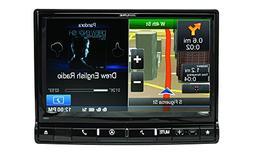 "Alpine - 9"" - Built-in Gps - Cd/dvd - Built-in Bluetooth - B"