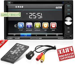 Boss BVB9351RC Double Din Car DVD/CD/USB/Bluetooth Receiver