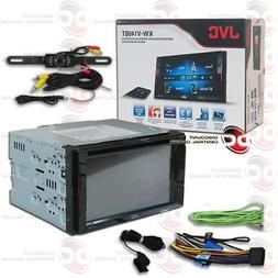 "JVC KW-V140BT CAR 2-DIN 6.2"" DVD CD BLUETOOTH STEREO FREE LI"