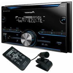 Pioneer - Bluetooth - In-Dash CD Receiver - Black