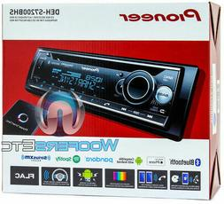 PIONEER DEH-S7200BHS 200W AMP CAR STEREO CD MP3 USB IPHONE A