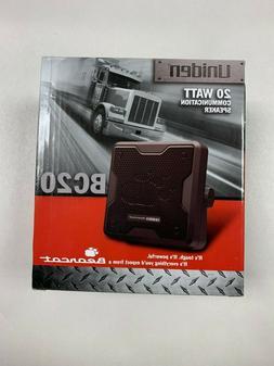 Uniden  Bearcat 20-Watt External Communications Speaker. Dur