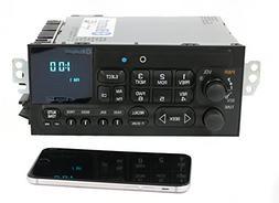 1 Factory Radio 638-01007-A-BT AM FM Radio Remanufactured Bl
