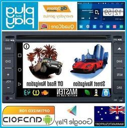 .Android 2DIN Universal GPS Bluetooth Car Player Navi Radio