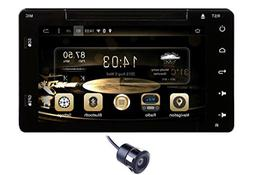 Crusade 8 Inch Android 5.1.1 for Toyota Alphard / Fortuner /