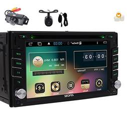 Android 6.0 6.2 inch Stereo with Double din GPS Navigation i