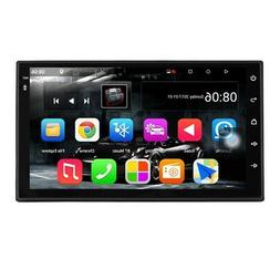 Android 7.1 Car Stereo 7 Inch 1024x600 1080P Quad Core 2Din