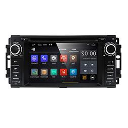 Android 8.1 Car Stereo CD DVD Player - in Dash Car Radio Mul