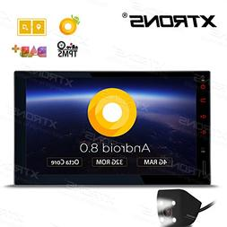 XTRONS 7 Inch Android 8.0 Octa Core 4G RAM 32G ROM HD Digita