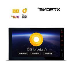 XTRONS 7 Inch Android 8.0 Octa Core 4G RAM 32G ROM HD Digita