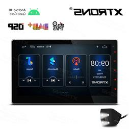 """XTRONS Android 9.0 Octa Core Double 2 Din HD 10.1"""" GPS Car S"""
