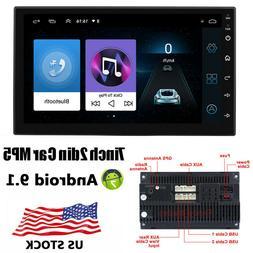 Android 8.1 Indash Car Stereo GPS Navigation 7'' HD Screen U