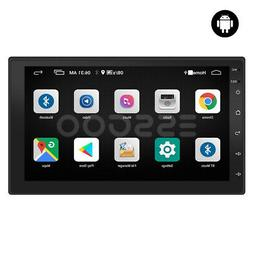 Android 10.1 Car Stereo GPS Navigation Radio Player Double D