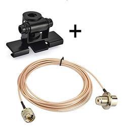 Superbat Antenna Extension Coaxial Cable Car Radio Extension