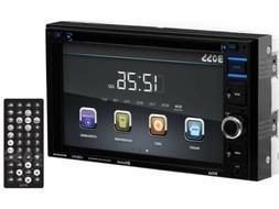 "Boss Audio BV9364B 2-Din 6.2"" In-Dash Car Bluetooth DVD Rece"