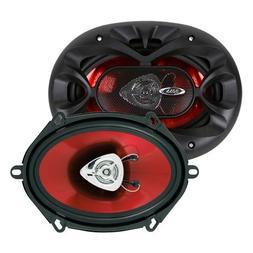 BOSS Audio CH5720 Car Speakers - 225 Watts Of Power Per Pair