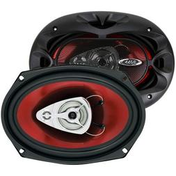 BOSS Audio CH6930 Car Speakers - 400 Watts Of Power Per Pair