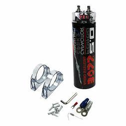 Boss Audio CPBK2 2 Farad Capacitor - 1 Year Warranty