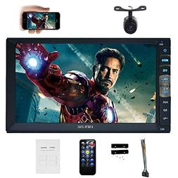 7 Inch Autoradio Double 2 Din Mirror Link for Android GPS Na