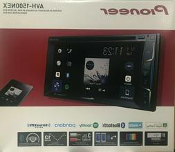 """Pioneer AVH-1500NEX 6.2"""" Touchscreen Car Audio Stereo DVD/CD"""