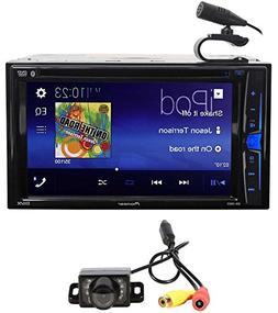 "Pioneer AVH-200EX 6.2"" Car DVD/CD Bluetooth Receiver iPhone/"